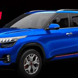 Kia Seltos Intelligency Blue 1