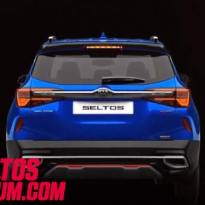 Kia Seltos Intelligency Blue 2