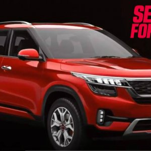 Kia Seltos Intense Red 2
